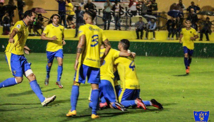 Suspendido el partido del Orihuela CF en Sagunto 6