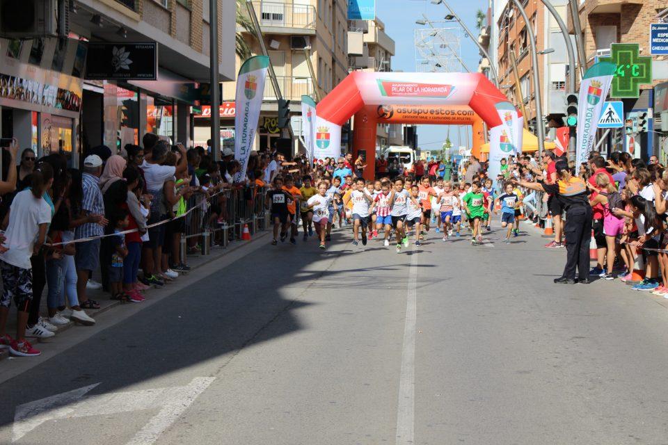 El fenómeno runner invade las calles de Pilar de la Horadada 6
