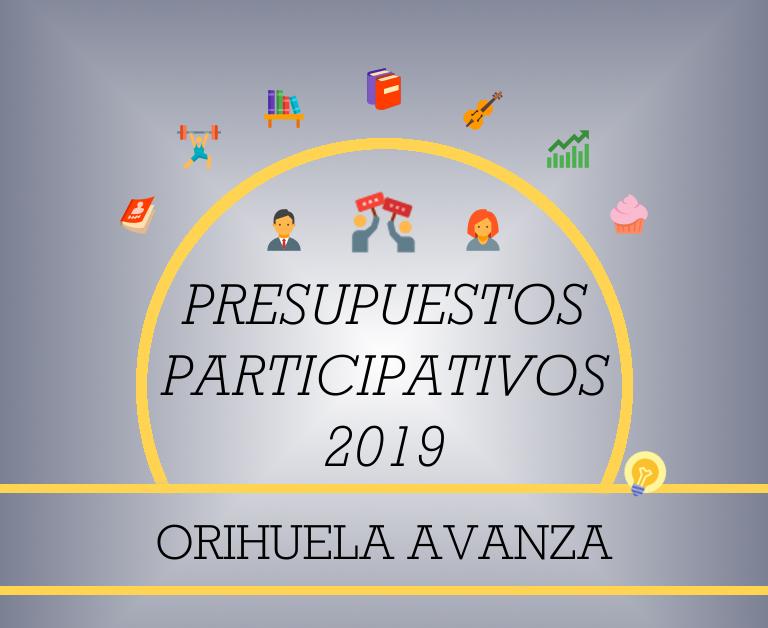 Arrancan los presupuestos participativos 2019 de Orihuela 6