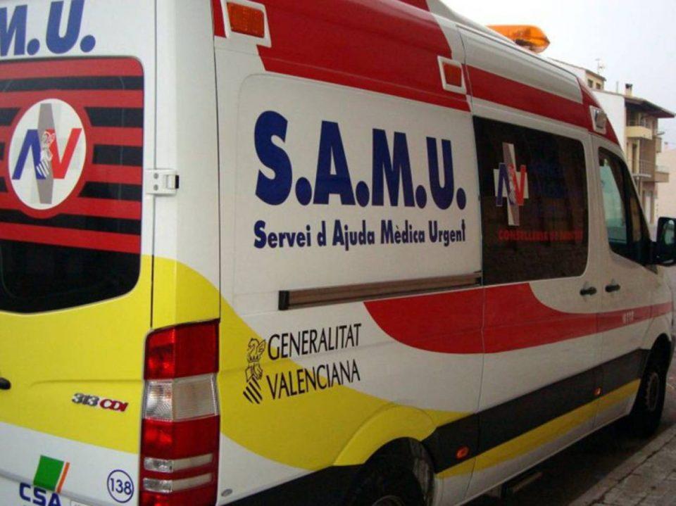Un fallecido en un accidente de coche en Almoradí 6