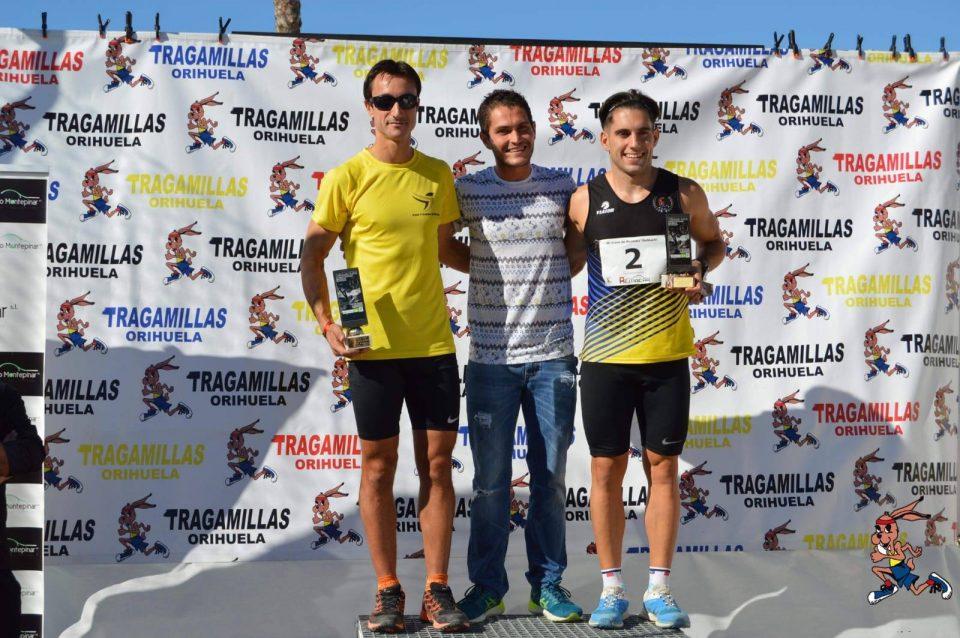 Francisco Serrano pulveriza el récord de la Orimuela 6