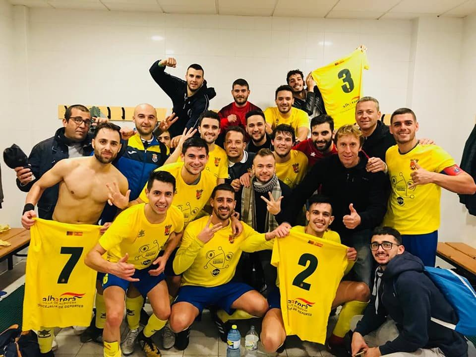 Jornada goleadora y de transición en la Segunda Regional 6