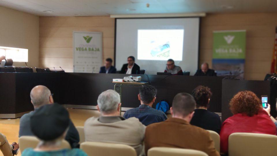 El Consorcio presenta en Dolores el proyecto de planta de transferencia 6