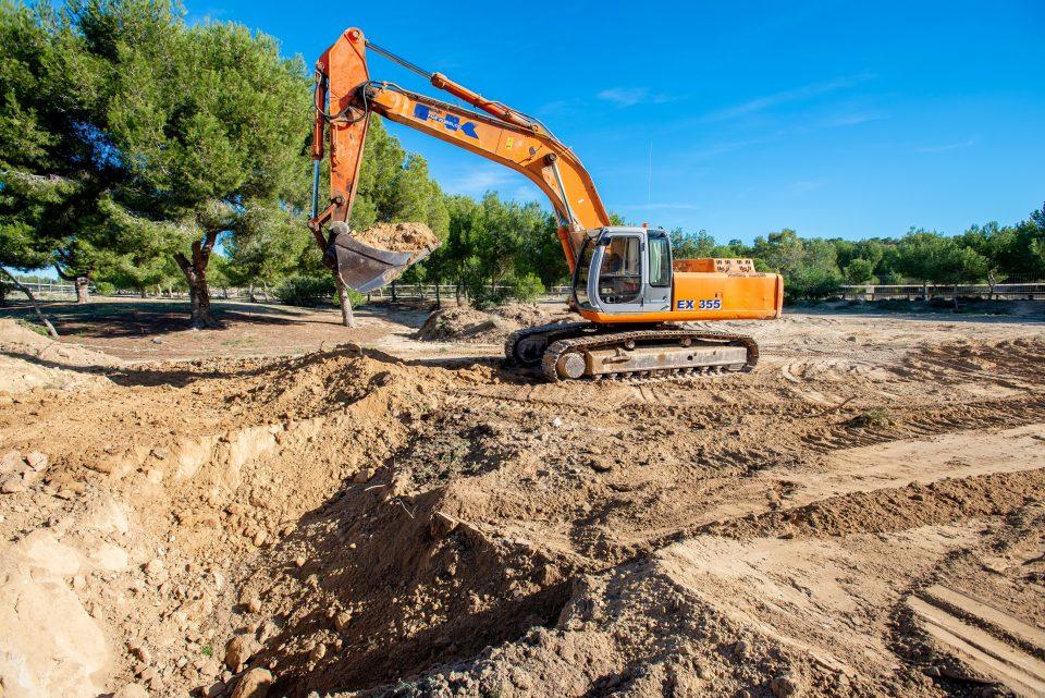 El Ayuntamiento de Rojales e Hidraqua inician actuaciones para mejorar la depuración 6