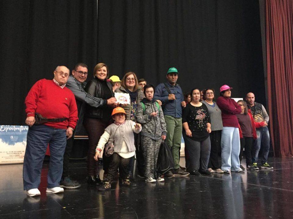 El Tapis de la Mancomunidad gana un premio en el certamen Expocreativa 6