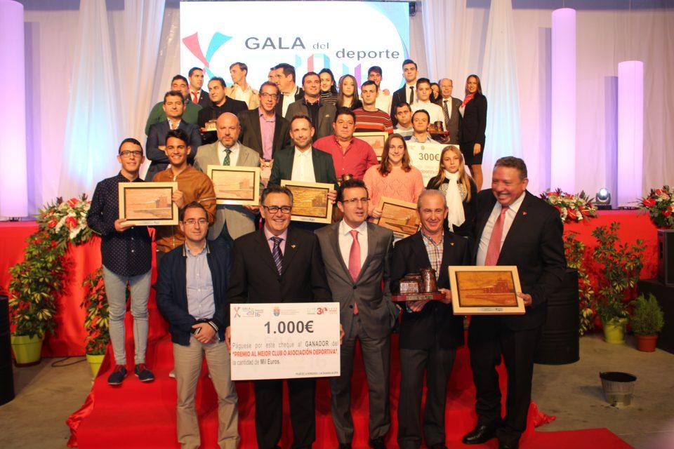Pilar de la Horadada celebrará su XI Gala del Deporte 6