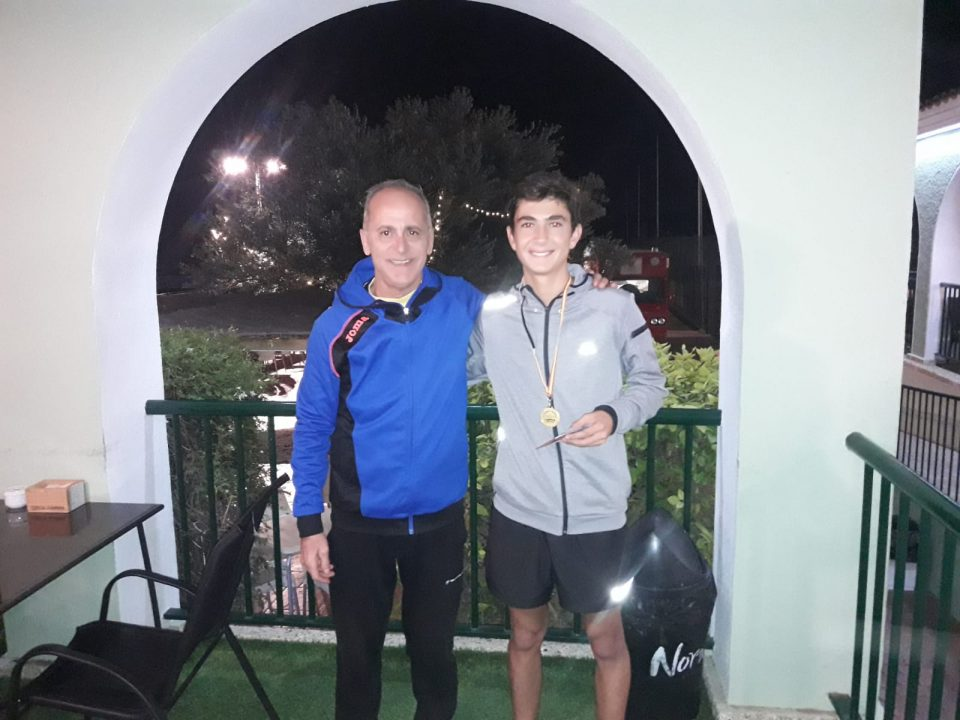 Hugo Ballester, campeón en el Nacional Club de Campo de Alicante 6