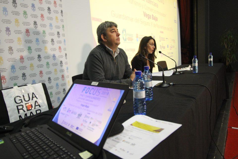 Los jóvenes se vuelcan con el Focus Pyme celebrado en Guardamar 6