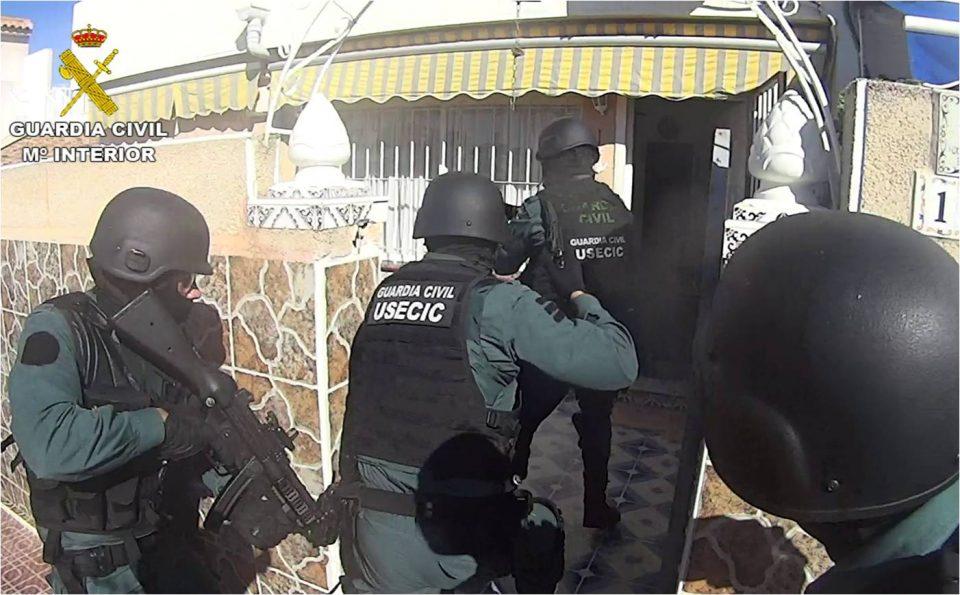 Detenido en Torrevieja un prófugo de la justicia belga 6