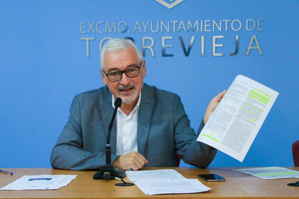 Torrevieja pedirá responsabilidades por el incumplimiento del desdoblamiento de la CV-95 6