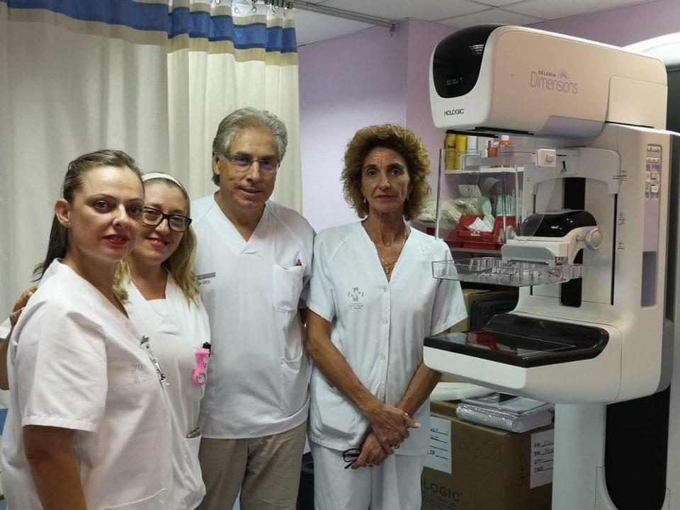 El Hospital Vega Baja adquiere un mamógrafo digital y un TAC de última generación 6