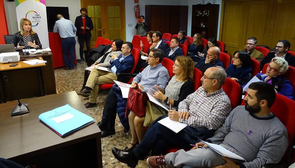Fomentan la cooperación y solidaridad en los ayuntamientos de la Vega Baja 6