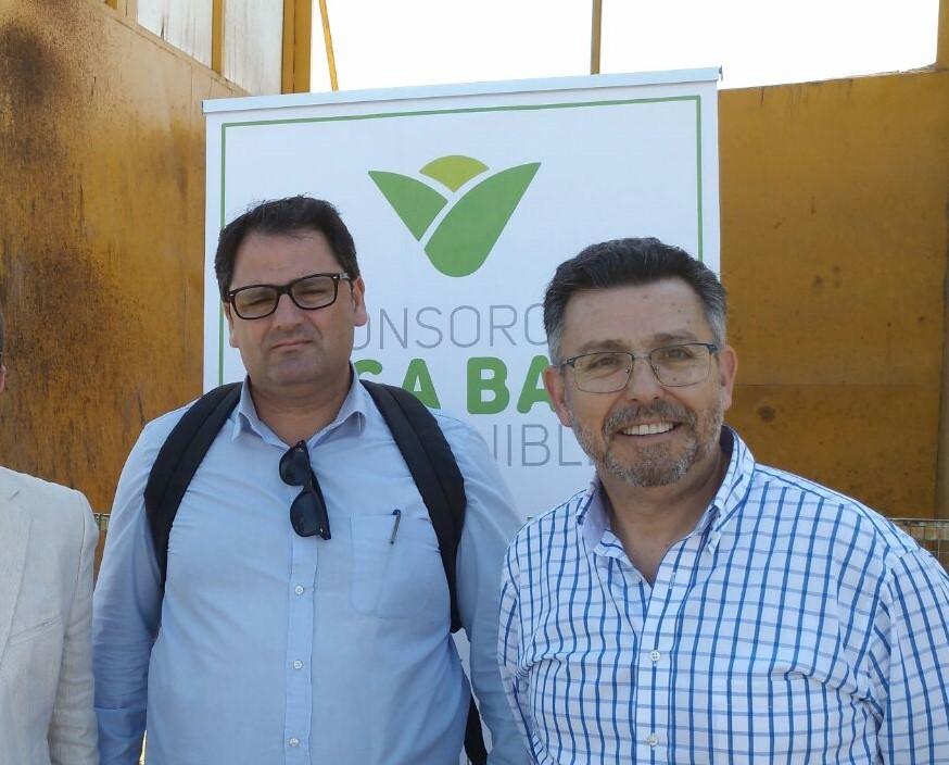 El Consorcio mira a Orihuela para la segunda Planta de Transferencia 6