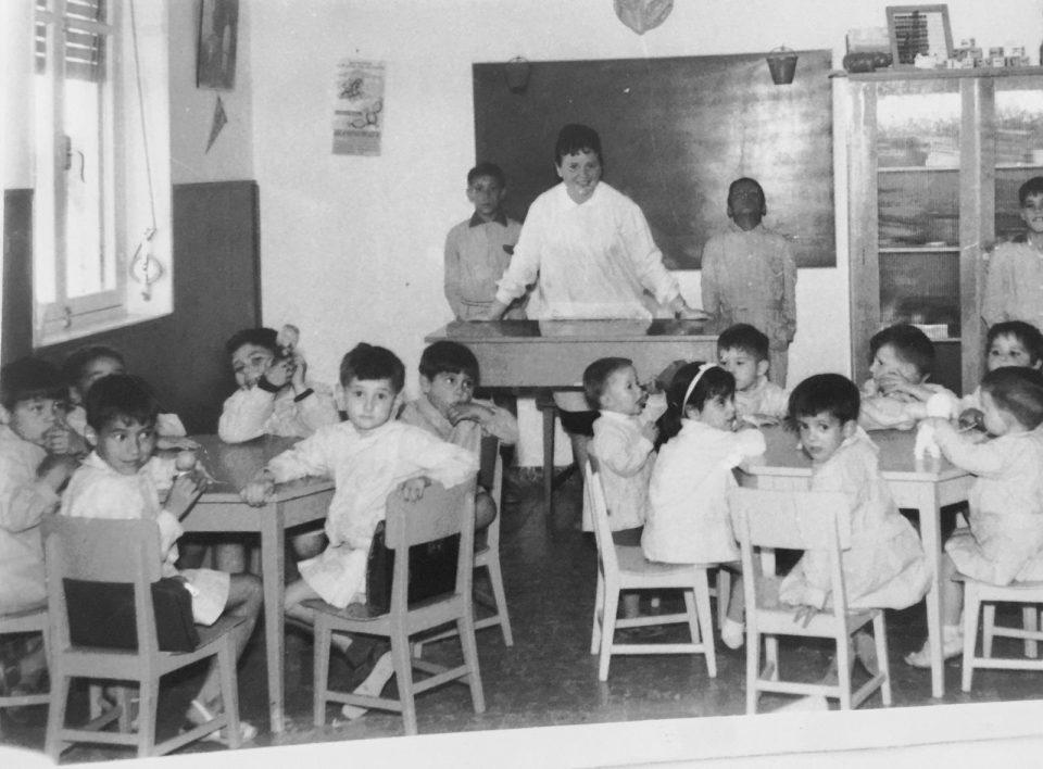 """Los alumnos de """"Tatín"""" se reúnen 50 años después 6"""