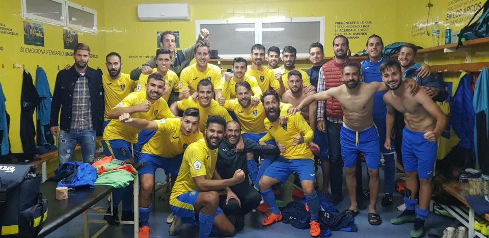 Trabajada victoria del Orihuela CF en los Arcos 6