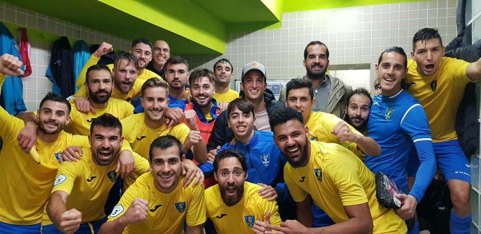 El Orihuela CF suma una nueva victoria a domicilio 6