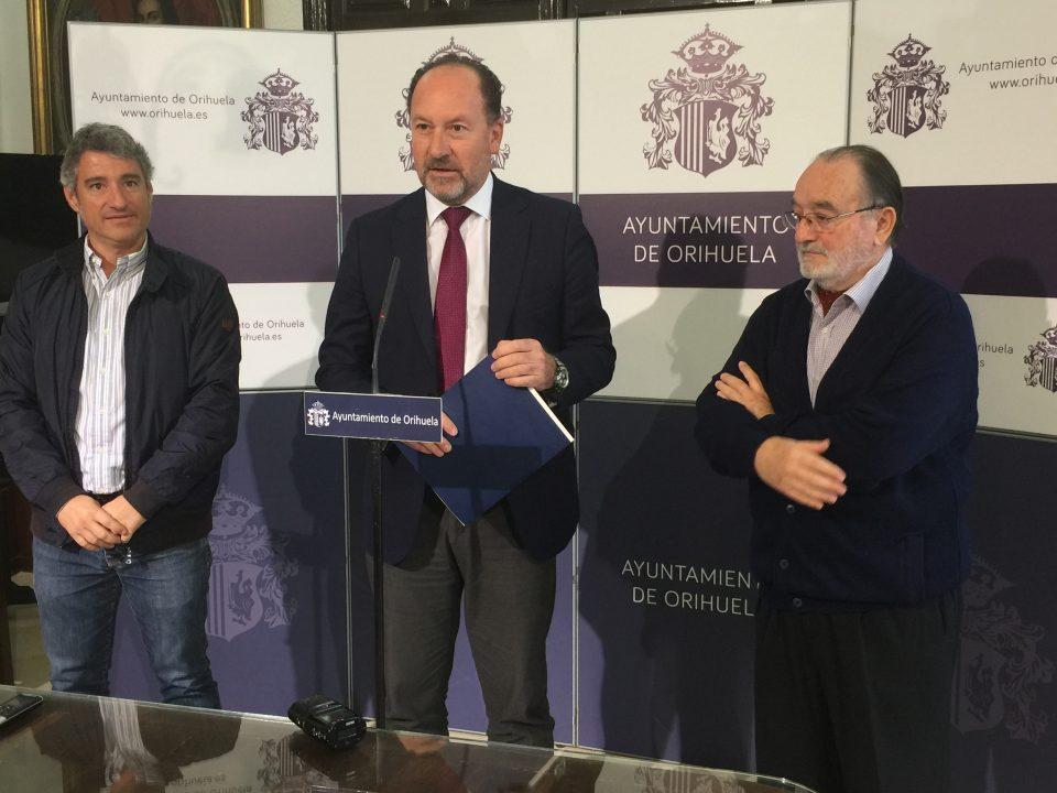 Orihuela inicia el hermanamiento con Zacatecas 6