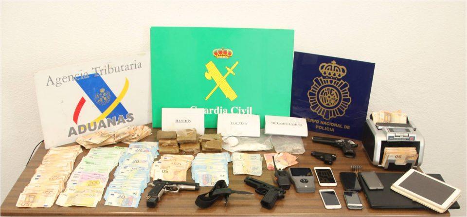 Desarticulan una organización criminal que distribuía droga desde Torrevieja 6