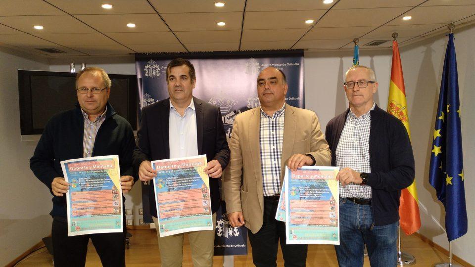 Orihuela organiza las primeras Jornadas de Deporte y Montaña 6