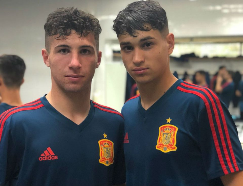 Menargues y Pacheco representarán a la Vega Baja con la Selección española 6