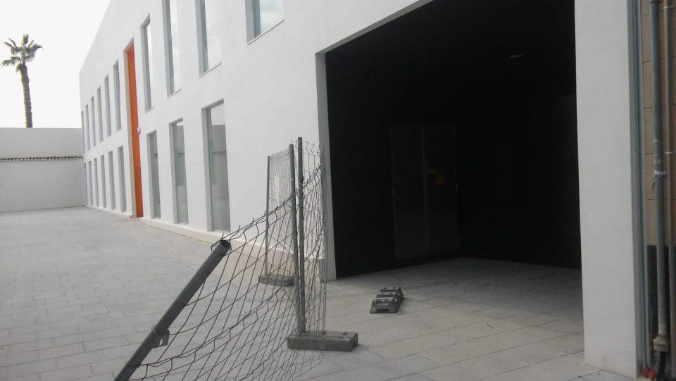 La Conselleria solicita la licencia de apertura del Centro de Salud del Rabaloche 6