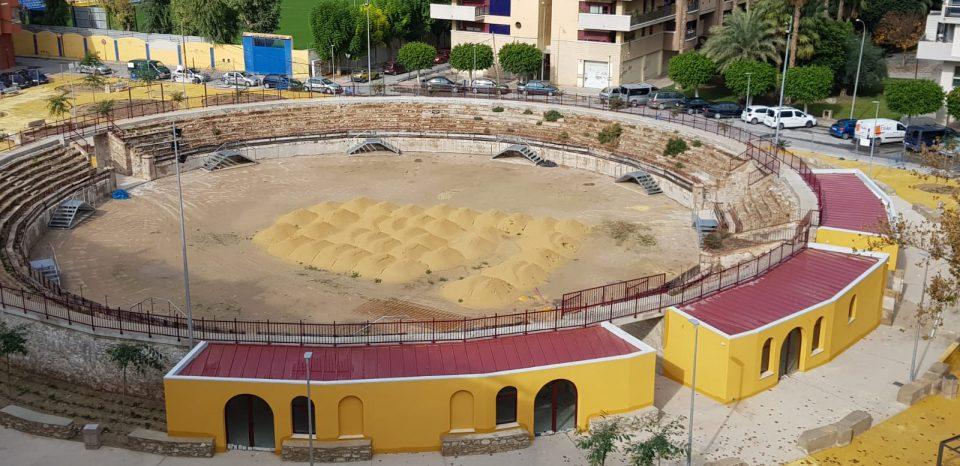 El PSOE exige que no se recepcione la Plaza de Toros por estar inacabada 6