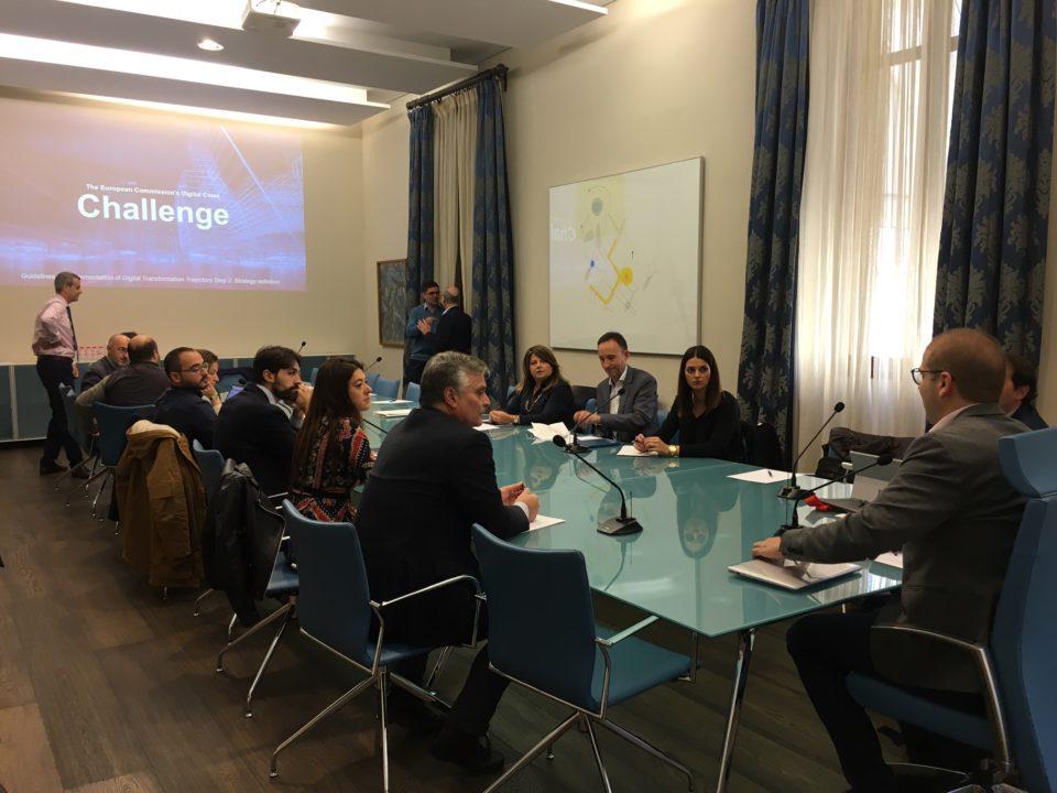 Adrián Ballester impulsa en la provincia el proyecto 'Digital Cities Challengue' 6