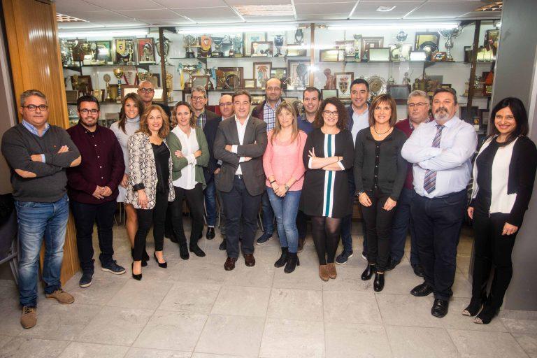 Concepción Díez, nueva directiva de la Federación Valenciana de Fútbol 6