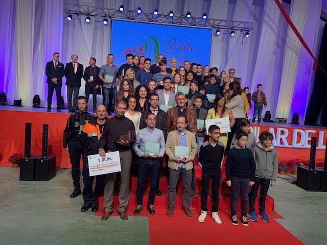 Pilar de la Horadada celebra la XI Gala del Deporte 6