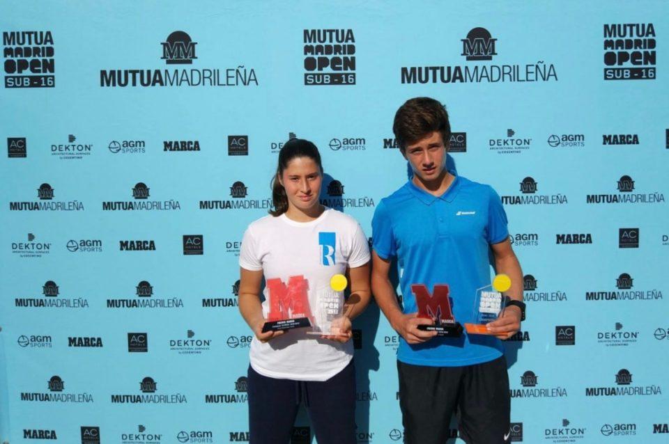 Alejandro Manzanera gana en Almería y estará en la Caja Mágica 6