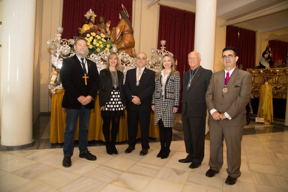 La cofradía de la Samaritana nombra a sus cargos honoríficos 2019 6