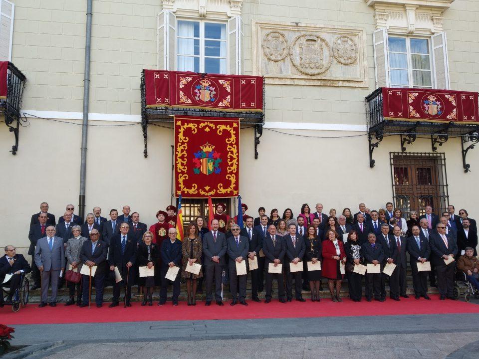 Orihuela conmemora el 40º aniversario de la Constitución Española 6