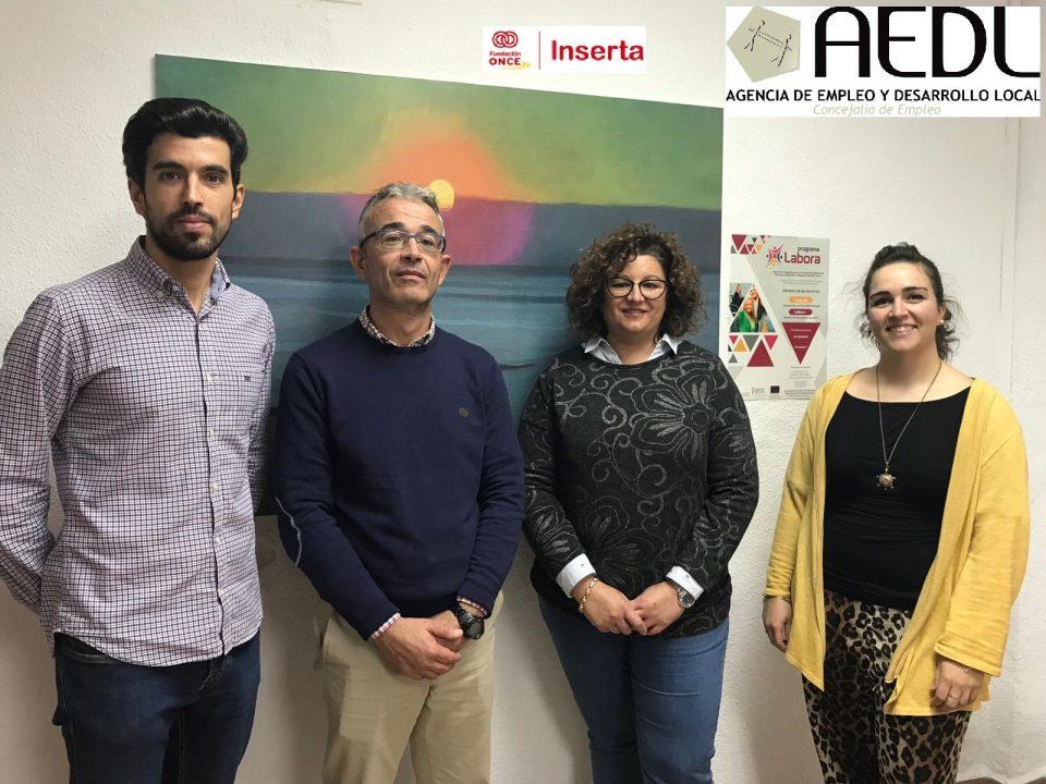 Pilar de la Horadada favorece el empleo de personas con diversidad funcional 6