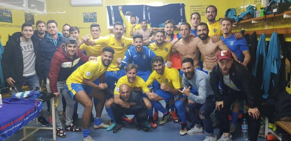 El Orihuela CF vence y convence 6