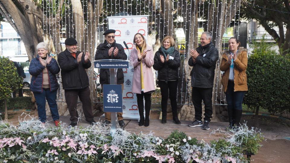 La solidaridad llega a la Plaza Nueva de Orihuela 6