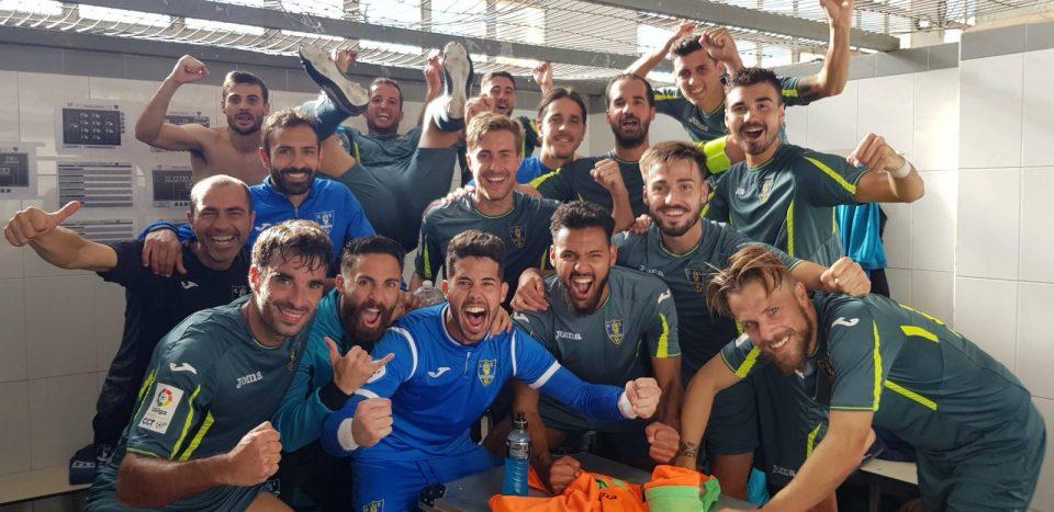 El Orihuela CF se reencuentra con la victoria 6