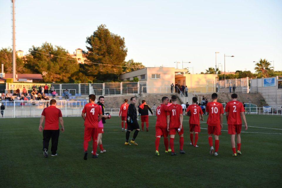 Un árbitro suspende un partido de Segunda Regional en Algorfa 6