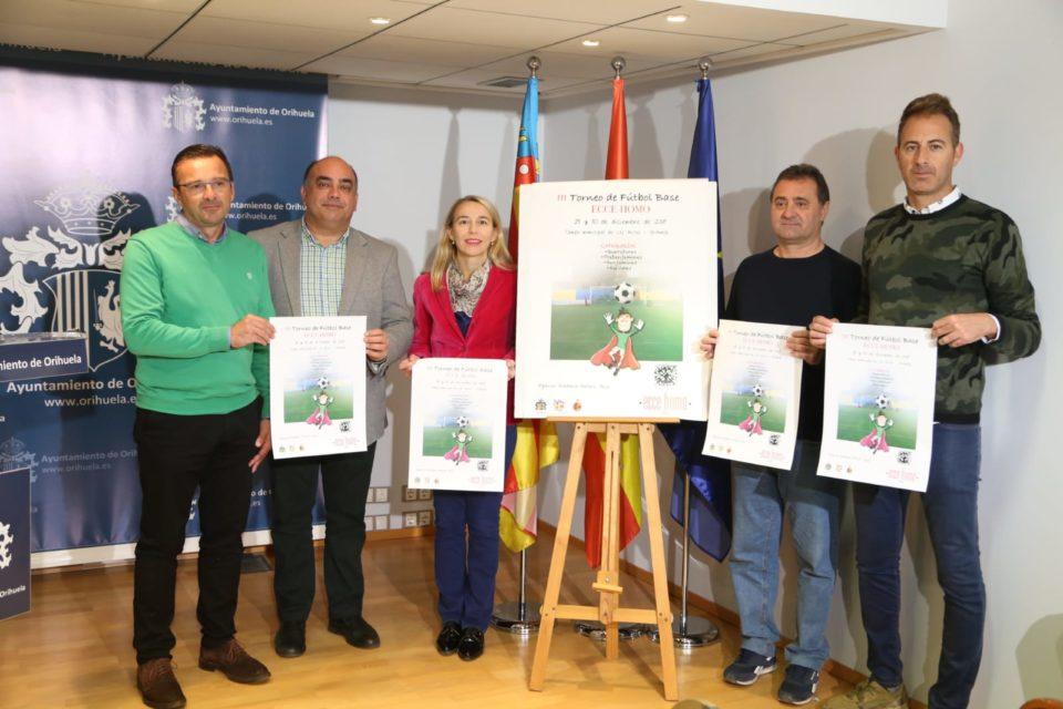 Los Arcos acogerá el Torneo de Fútbol Base Solidario Ecce-Homo 6
