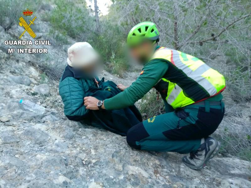 Localizan a una mujer de 91 años desaparecida en Orihuela 6