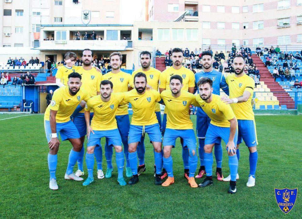 El Orihuela CF no pasa del empate en el último partido del año 6