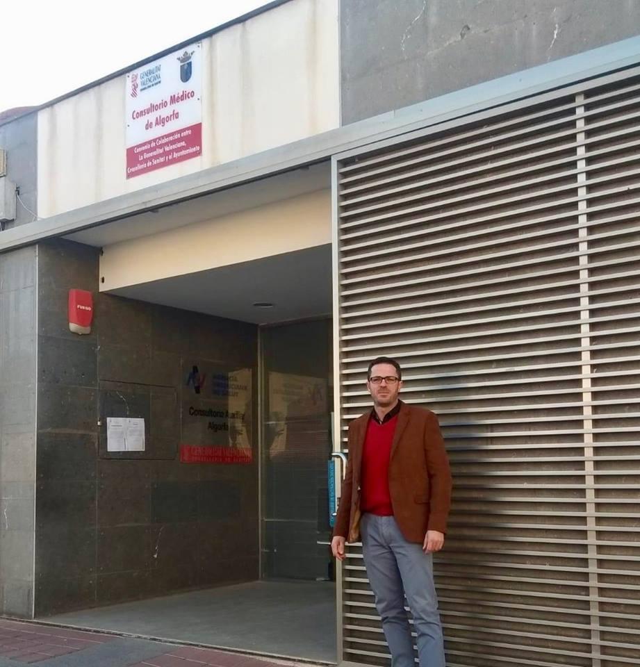 Algorfa trabaja para la construcción de un nuevo Centro de Salud 6