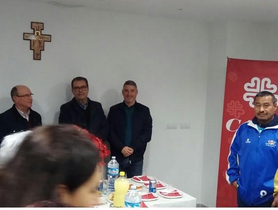 Cáritas celebra la Navidad con el Pregón de Pepe Vegara 6