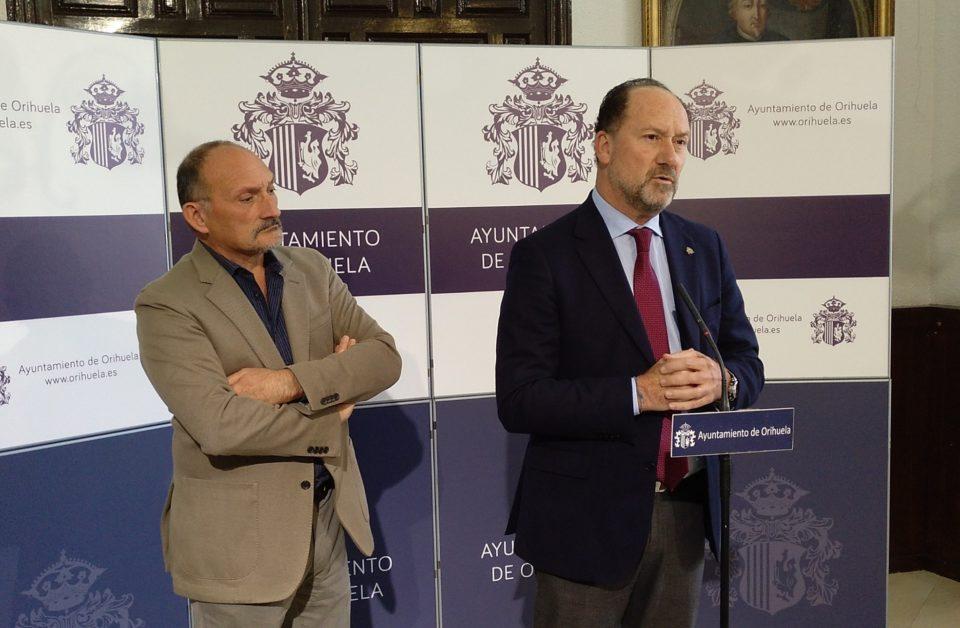 Orihuela reclama a la Conselleria participar en la redacción del nuevo Plan Territorial 6