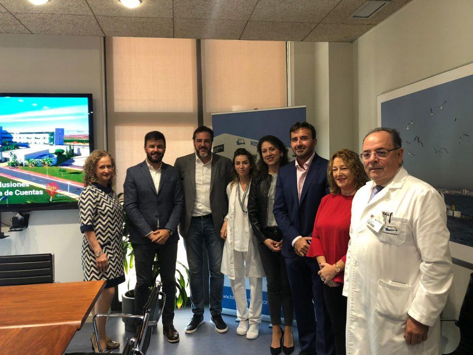 Ciudadanos insta al Consell a un análisis previo para decidir el futuro del Hospital de Torrevieja 6