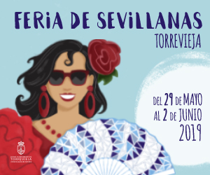 AYTO TORREVIEJA FERIA SEVILLANAS 9 MAYO A 2 JUNIO