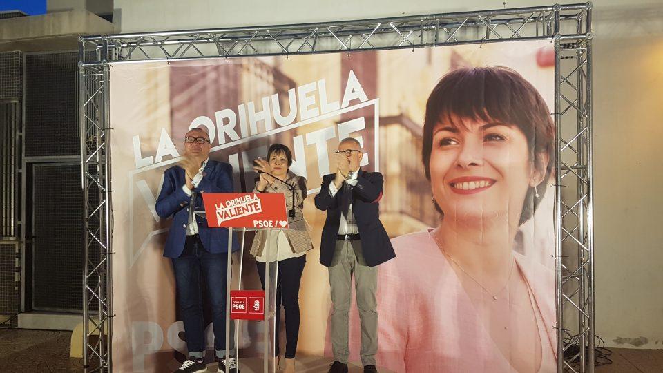 """Carolina Gracia (PSOE): """"Sigue habiendo mucho miedo en las pedanías"""" 6"""