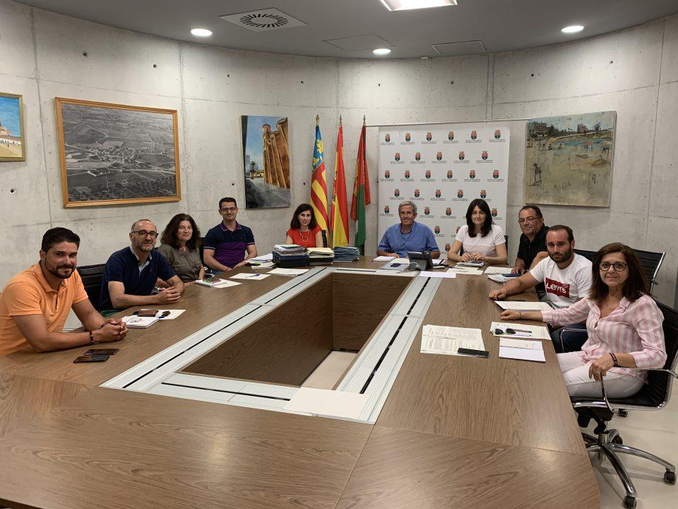 Arranca el nuevo Equipo de Gobierno de Pilar de la Horadada 6