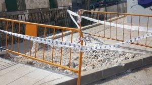 Las Espeñetas continúan con las obras paradas y sin soluciones ante las inundaciones 7
