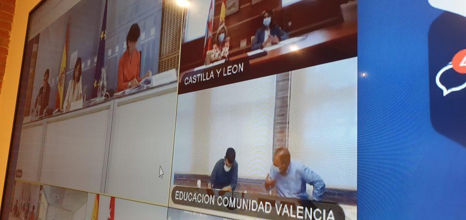 La Comunidad Valenciana presenta su modelo de seguridad para la 'vuelta al cole' 6
