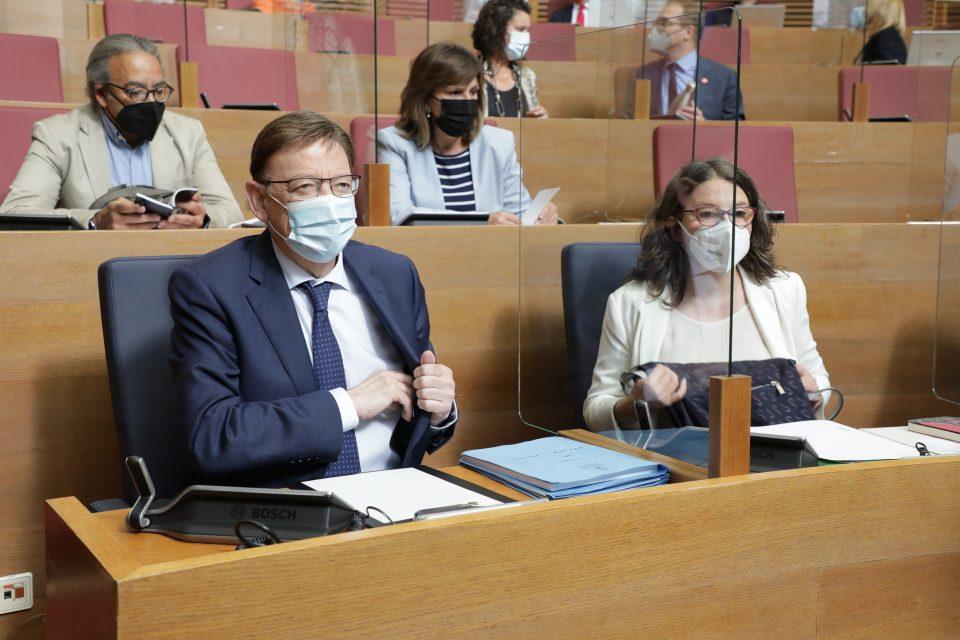 La Comunidad Valenciana permitirá adaptar las citas para la vacunación con las vacaciones 6
